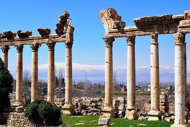 Half Day Budget Tour to Baalbek and Ksara