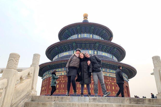 4-Hour Temple of Heaven Plus Hongqiao Markets Tea Tasting Private tour
