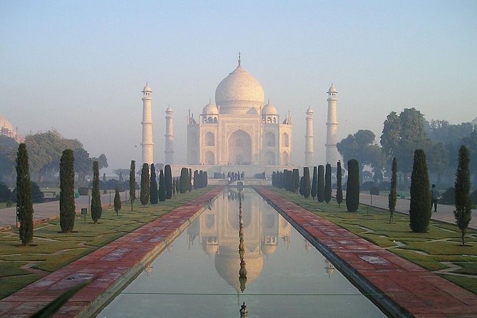 Same Day Agra Tour (By Train)