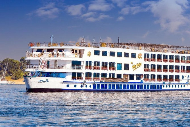 4 Days 3 Nights Aswan & Luxor Nile cruise