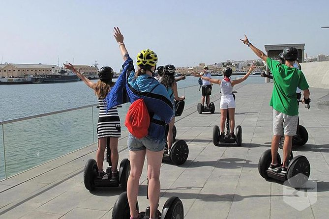 Rome: Comfortable Segway tour for Baroque Architecture admirers and couples