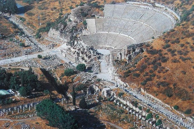 Highlights of Ephesus Shore Excursion From Kusadasi Port