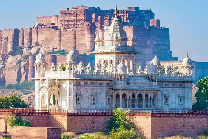 Private Full-Day City Tour of Jaisalmer
