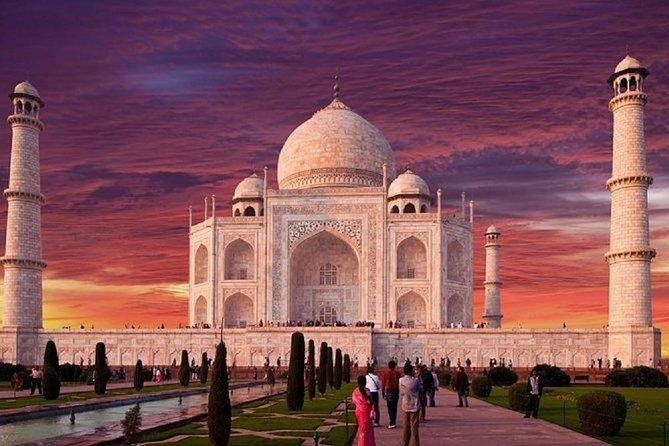 Delhi - Agra - Delhi 2 Days Tour From Delhi With Taj Mahal Sunrise