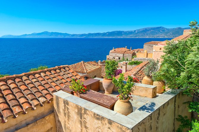 Monemvasia, the Peloponnese and the Mani Peninsula 3-Day Private Tour photo 2