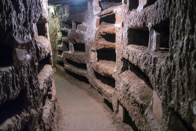 2 Days in Rome including the Appian Catacombs