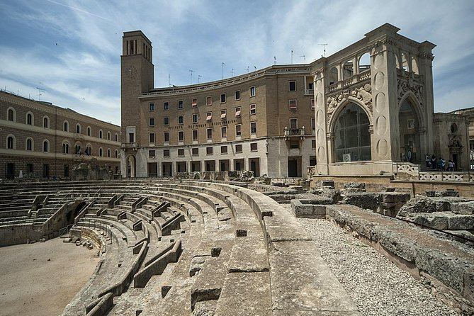 Cultural and gastronomic tour of Lecce