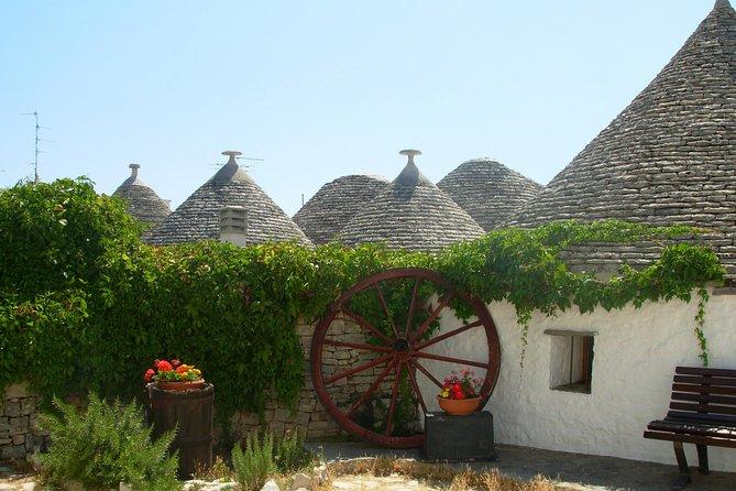 Cultural and gastronomic tour in Alberobello