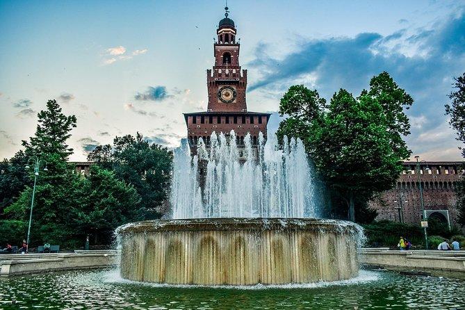 Milan: Sforza Castle Express Guided Tour