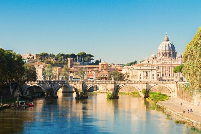VIP Vatican in a Day Tour: Experience Art and History as Never Before