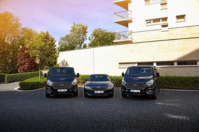 One-Way Private Transfer from Nuremberg to Prague By Comfortable Minivan
