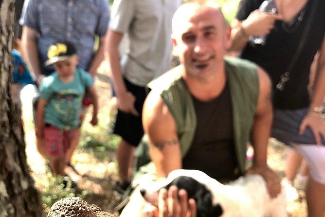 Truffle Hunt in Tuscany