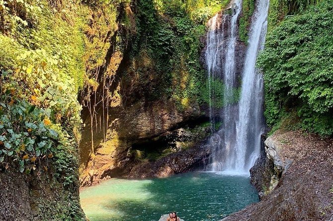 Amazing Bali Waterfall