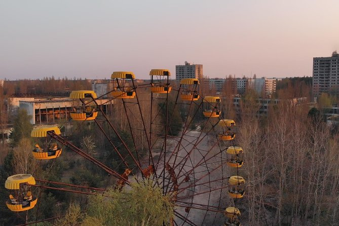 Chernobyl tour and a cool gift for free