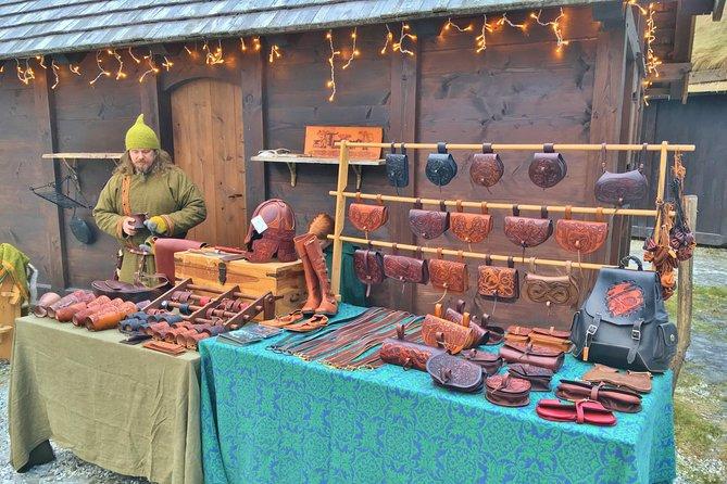 PRIVATE LIMITED TOUR: Viking Yule Market in Gudvangen, December, 9-10 hours