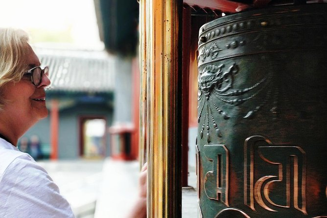 Private Cultural Day Tour: Hutong Rickshaw Ride, Forbidden City and Lama Temple
