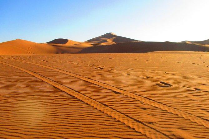 4 x 4 Desert Safari - Erg Chigaga Great Dunes - Full Day