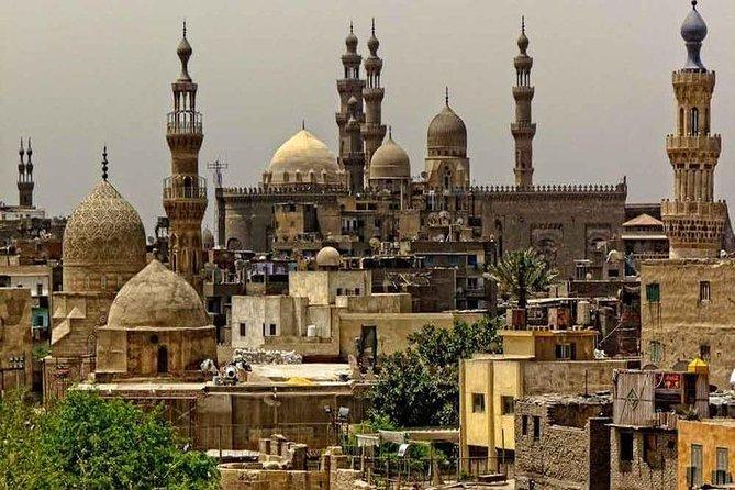 Cairo Full Day Tour- Egyptian Museum, Cairo Citadel and Khan Khalili Bazaar
