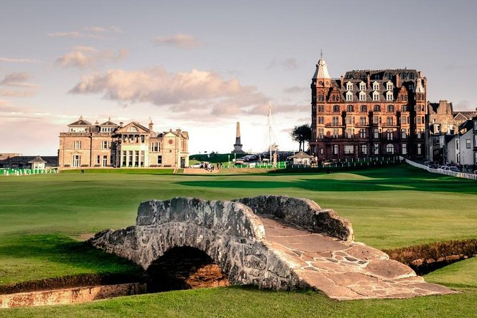 St Andrews & Falkland Luxury Private Day Tour