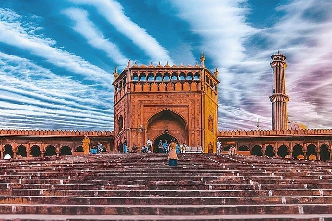 Delhi Sightseeing Day Tour Of Old and New Delhi