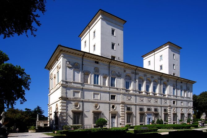 Private Galleria Borghese Tour & Gardens