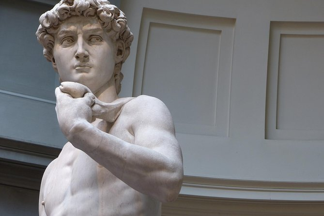 Skip the line - Michelangelo's David and Accademia Museum -EU Citizens (18-25yo)