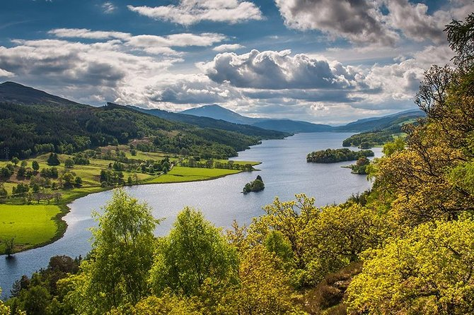 Highland Lochs & Whisky Luxury Private Day Tour