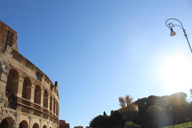 Колизей-палатин-форум