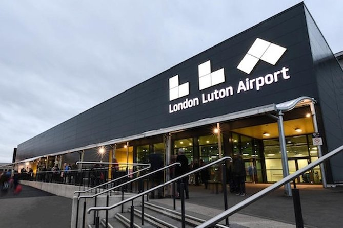 Luton Airport (LTN) To Central London Private Car Transfer