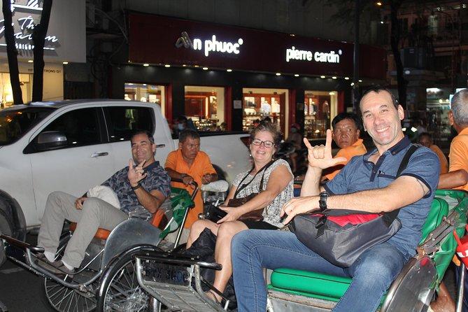 Ho Chi Minh City Night Light Luxe
