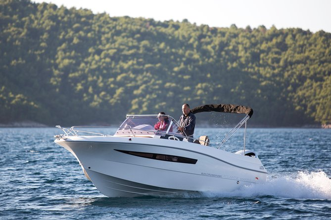 Elaphiti Islands Private Full Day Speedboat Tour from Dubrovnik