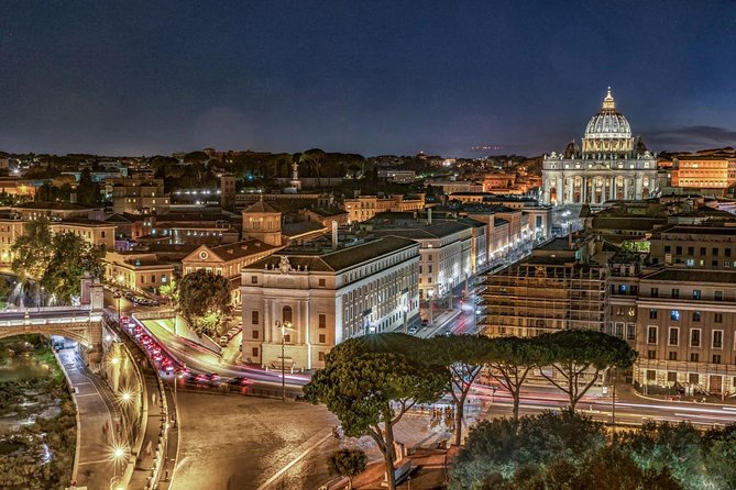 Private Rome Night Tour by Car