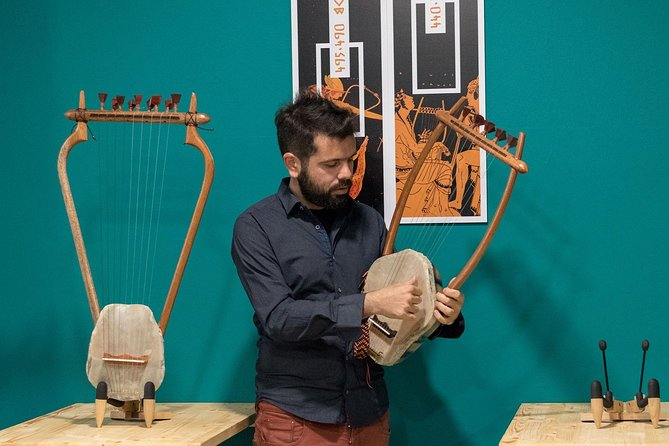 Experience Ancient Greece: A Musical Journey