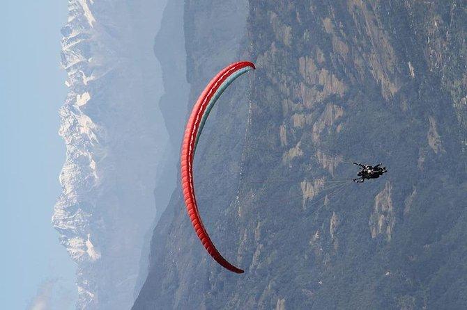 Kathmandu Paragliding - Sight of Mt. Everest