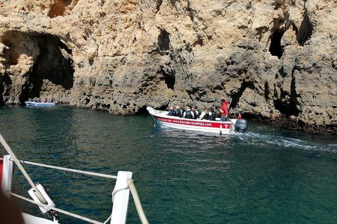 Grotto tour Ponta da Piedade Lagos