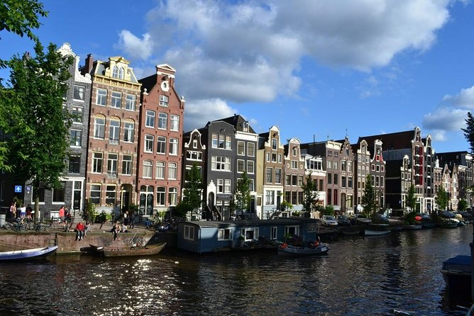 Golden Age Amsterdam walking tour