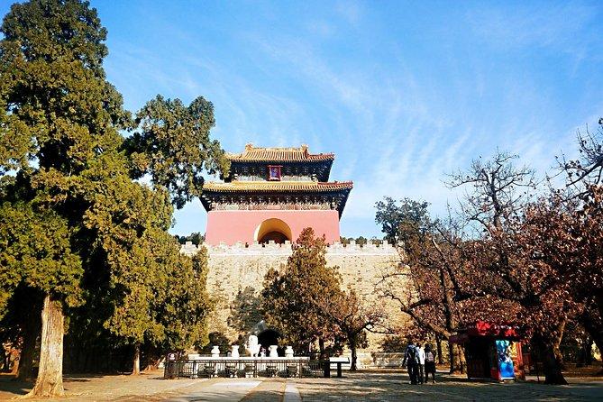 Tour Privado de Día Completo a Mutianyu Great Wall y Ming Tombs de Beijing