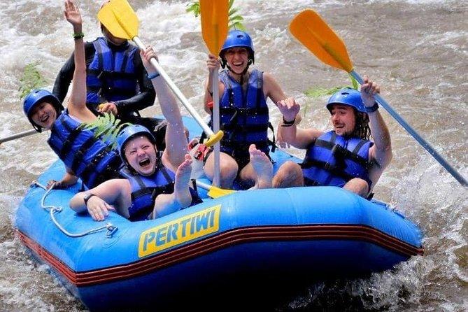 Bali Rafting Adventure Ubud