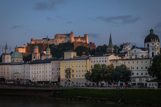 Discovery Walk in Salzburg: musical history (of Mozart!) and fabulous views