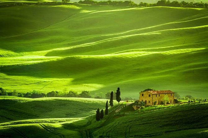 Private Tour: Tuscany Daytrip from Rome
