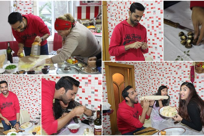 Learn, Cook and Taste local cuisine - Masterclasses in Baku