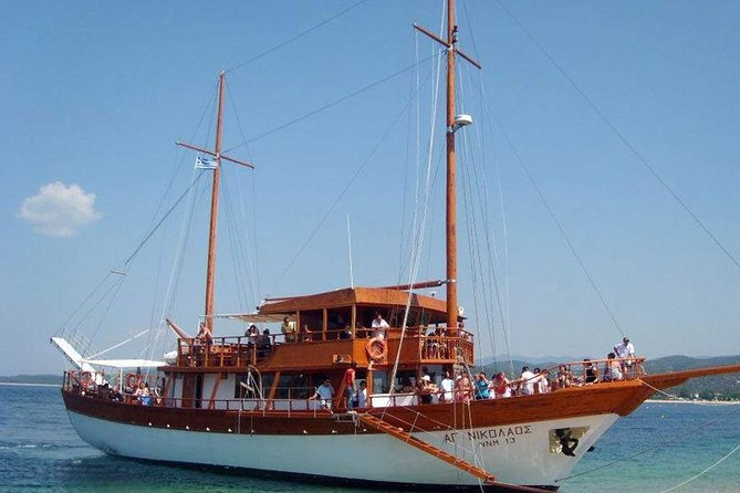 Toroneos Cruise from Thessaloniki