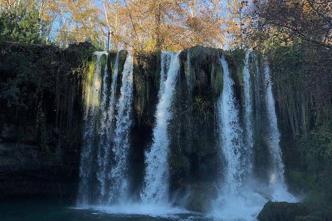 Cable Car, Boat Trip & Waterfalls Tour from Belek
