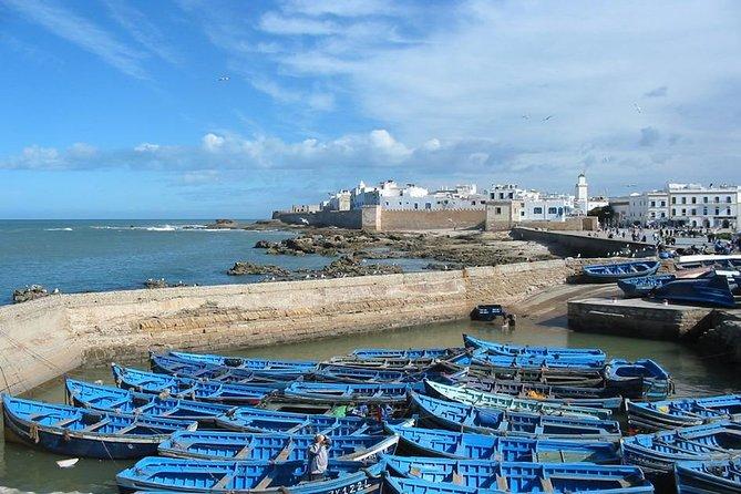 3 days tour from Agadir to Marrakech and Essaouira