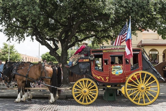 Stagecoach Fort Worth