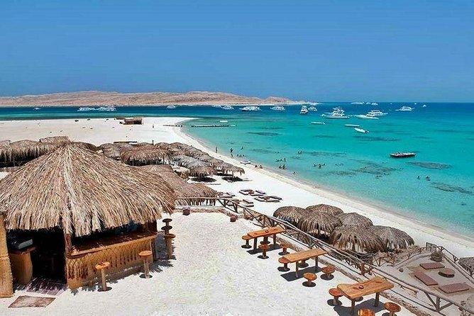 Giftun Island VIP with water sport & Snorkeling Sea Trip - Hurghada