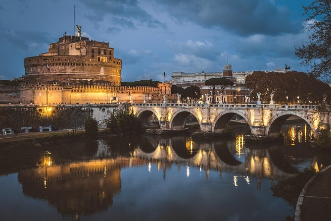 Rome Highlights Half-Day Tour (max 8 people with driver)