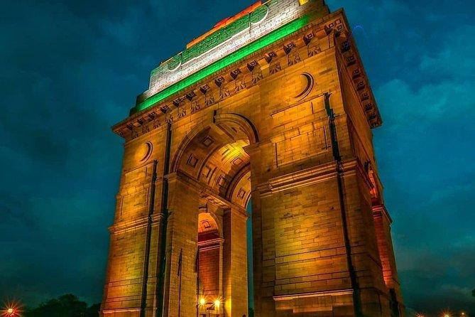 TRIPADVISOR Exclusive Evening tour of DELHI