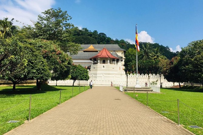 Kandy Sacred Temple of Tooth - 01 Day Tour