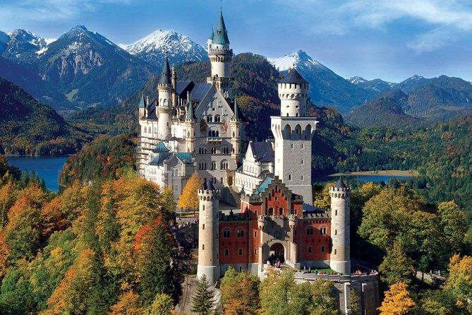 Neuschwanstein Castle from Munich